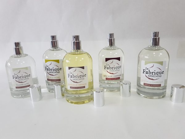 Parfum d'Ambiance Spray 100 ml Made in France