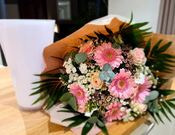 Bouquet anti covid