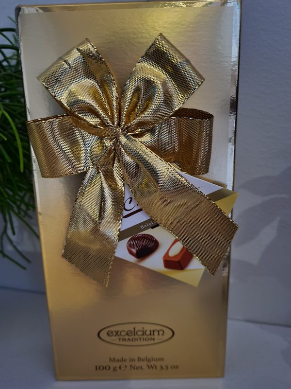 Ecrin de chocolats