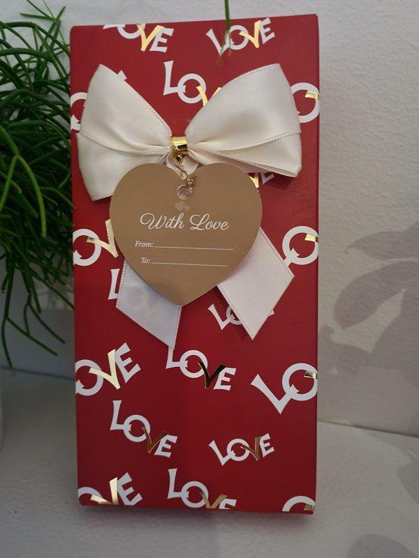 Surprise chocolatée